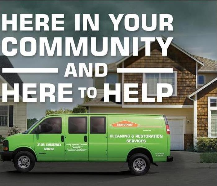 Commercial How SERVPRO of Pitt/Greene Can Help Your Business Prepare For The Worst