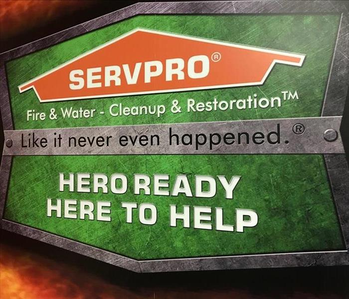 Why SERVPRO Helping Greenville, NC Residents Recover From an Emergency