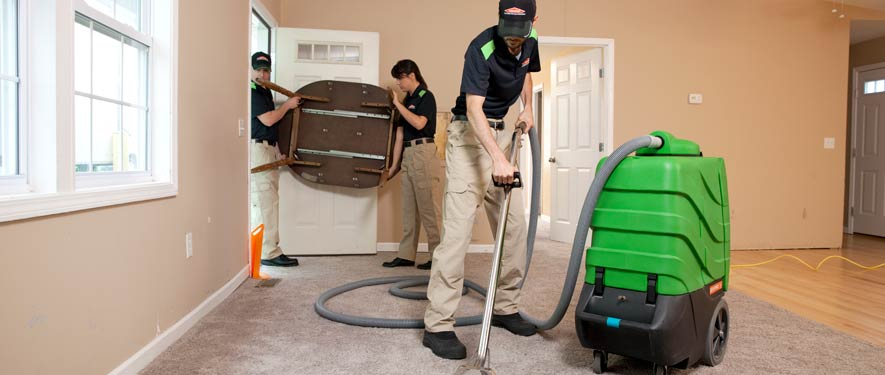 Greenville, NC residential restoration cleaning